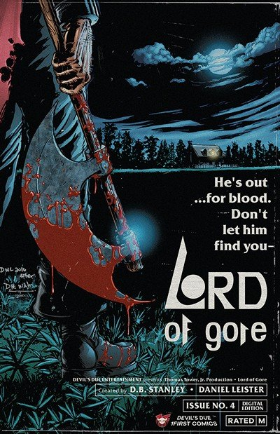 Lord of Gore #4 (2018)