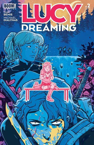 Lucy Dreaming #2 (2018)