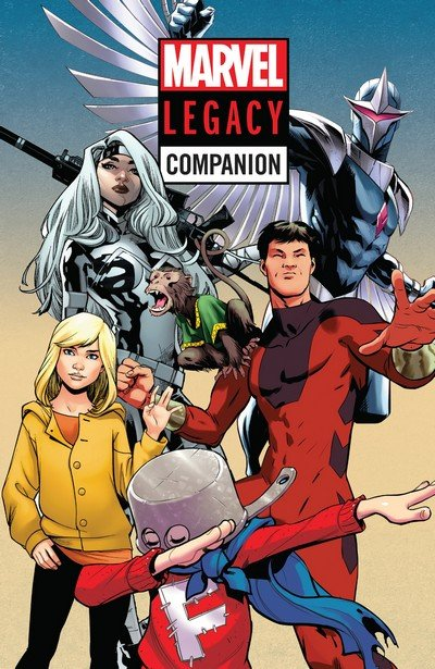 Marvel Legacy Companion (2018)