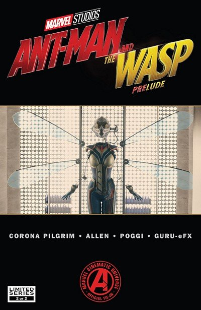 Marvel's Ant-Man And The Wasp Prelude #2 (2018)