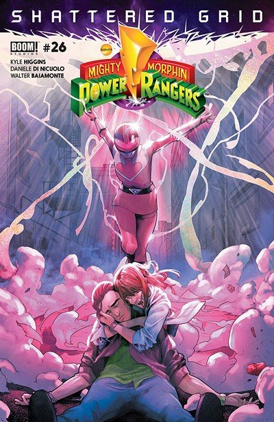 Mighty Morphin Power Rangers #26 (2018)