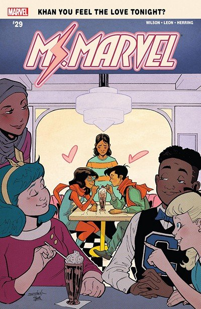 Ms. Marvel #29 (2018)