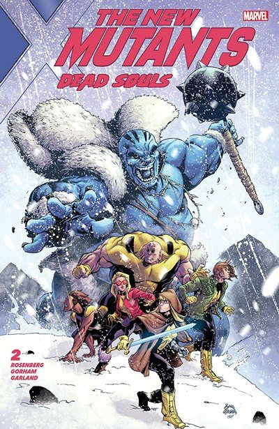 New Mutants – Dead Souls #2 (2018)