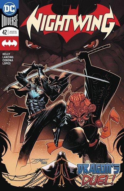 Nightwing #42 (2018)