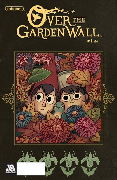 Over the Garden Wall #1 – 4 (2015)
