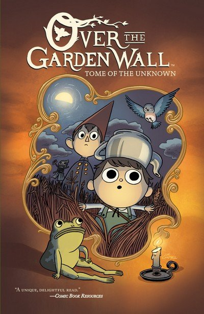 Over the Garden Wall – Tomb Of The Unknown (2016)