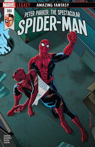 Peter Parker – The Spectacular Spider-Man #303 (2018)