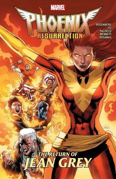 Phoenix Resurrection – The Return Of Jean Grey (TPB) (2018)