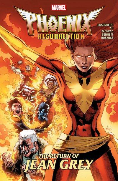 Phoenix Resurrection – The Return Of Jean Grey (TPB) (2018)