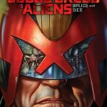 Predator vs. Judge Dredd vs. Aliens – Splice and Dice (TPB) (2017)