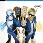 Quantum and Woody Vol. 1 – 4 (TPB) (2013-2015)
