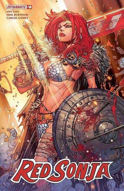 Red Sonja Vol. 4 #14 (2018)