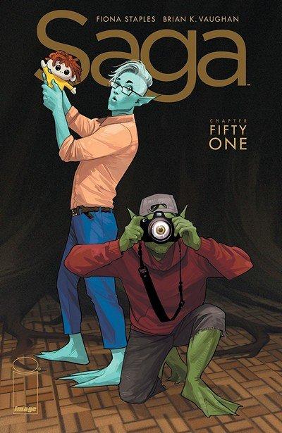 Saga #51 (2018)