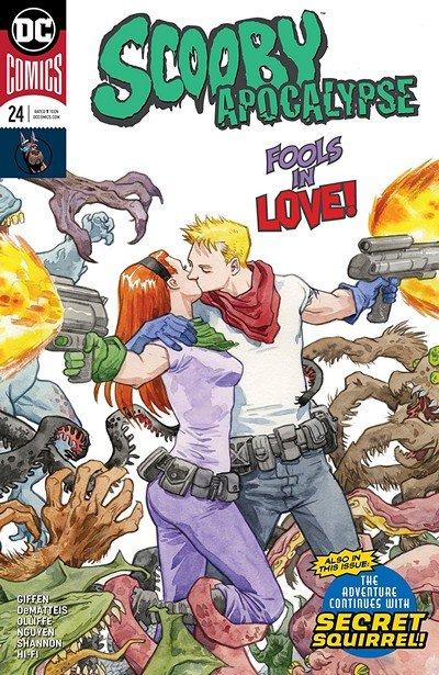 Scooby Apocalypse #24 (2018)