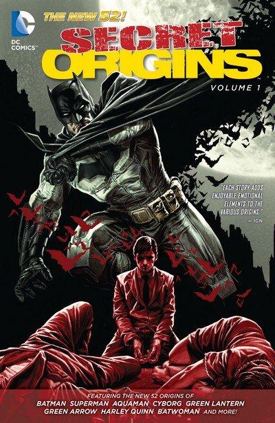 Secret Origins Vol. 1 (TPB) (2015)