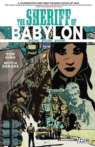 Sheriff of Babylon Vol. 2 – Pow. Pow. Pow. (TPB) (2016)