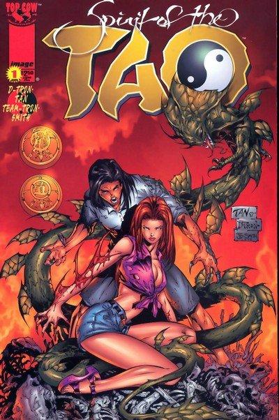 Spirit of the Tao #1 – 15 (1998-2000)
