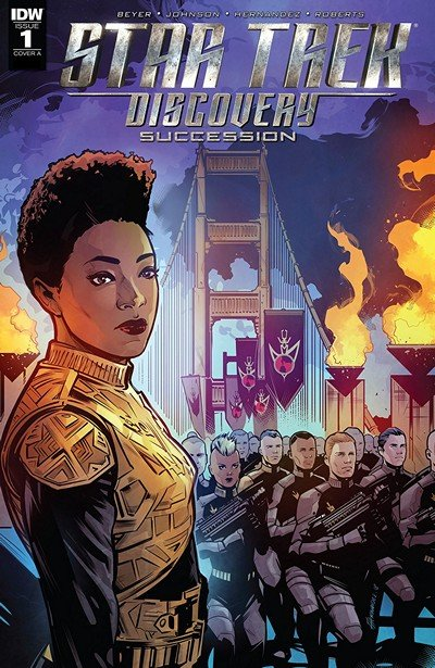 Star Trek-Discovery – Succession #1 (2018)