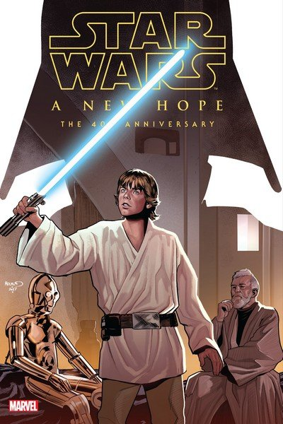 Star Wars – A New Hope – The 40th – Anniversary (2018)