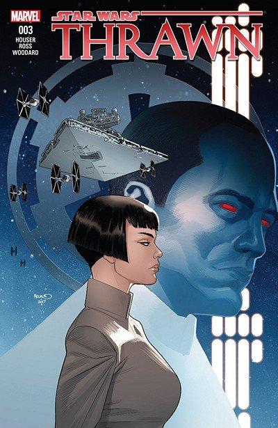 Star Wars – Thrawn #3 (2018)