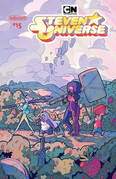 Steven Universe #15 (2018)