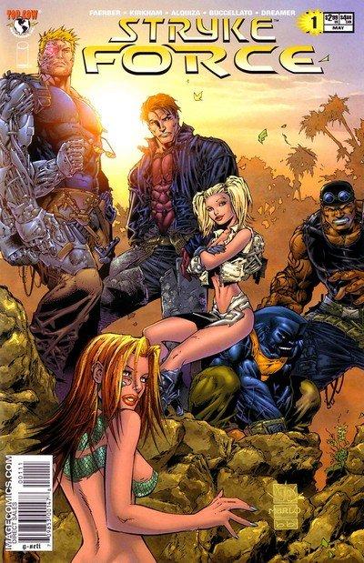 Strykeforce #1 – 5 (2004-2005)