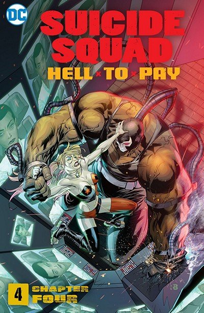 Suicide Squad – Hell to Pay #4 (2018)