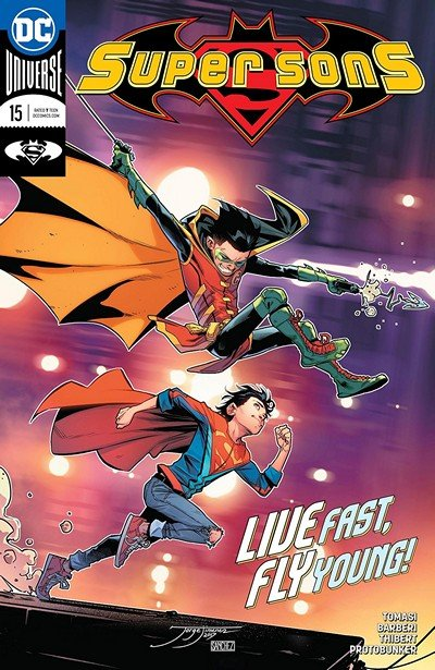 Super Sons #15 (2018)