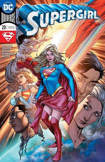 Supergirl #20 (2018)