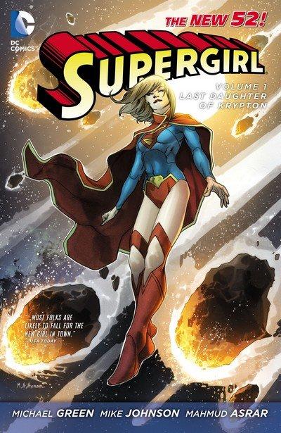 Supergirl Vol. 6 (New 52 TPB) – Vol. 1 – 6 (2012-2015)