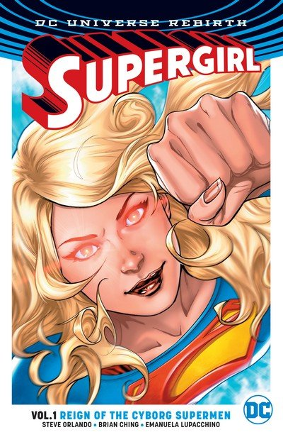 Supergirl Vol. 7 (Rebirth) – TPB Vol. 1 – 4 (2017-2018)