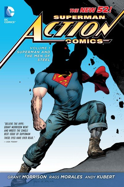 Superman – Action Comics Vol. 2 (New 52 TPB) – Vol. 1 – 9 (2012-2016)