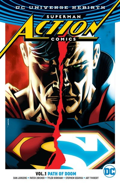 Superman – Action Comics Vol. 3 (Rebirth TPB) – Vol. 1 – 5 + Extra (2017-2018)