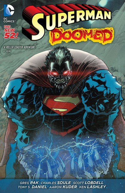 Superman – Doomed (2015) (GN)