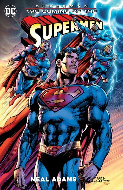 Superman – The Coming of the Supermen (TPB) (2016)