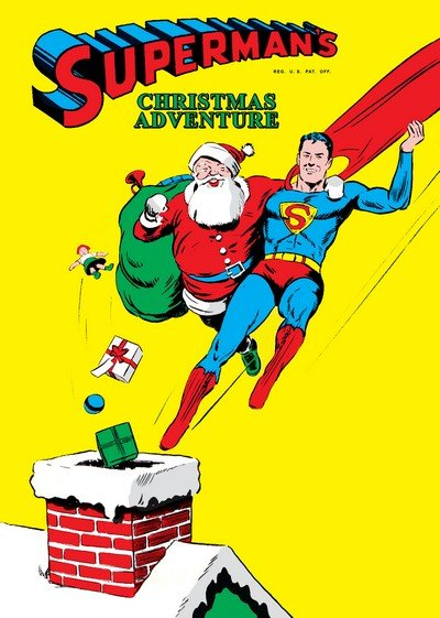 Superman's Christmas Adventure #1 (1940)