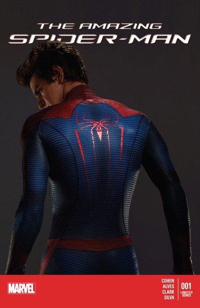 The Amazing Spider-Man – The Movie Adaptation #1 – 2 (2014)