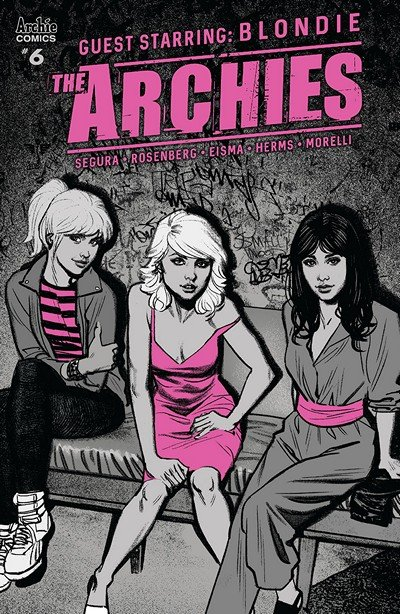 The Archies #6 (2018)
