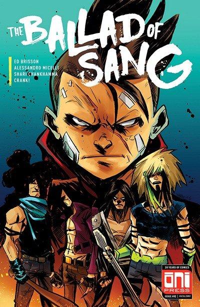The Ballad Of Sang #2 (2018)