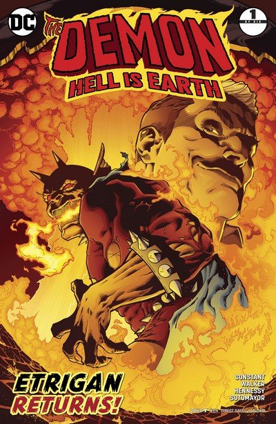 The Demon – Hell is Earth #1 – 6 (2018)