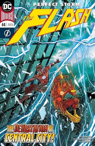 The Flash #44 (2018)