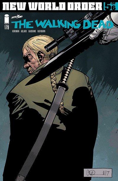 The Walking Dead #179 (2018)