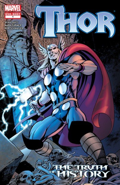 Thor – Truth of History #1 (2008) (One Shot)