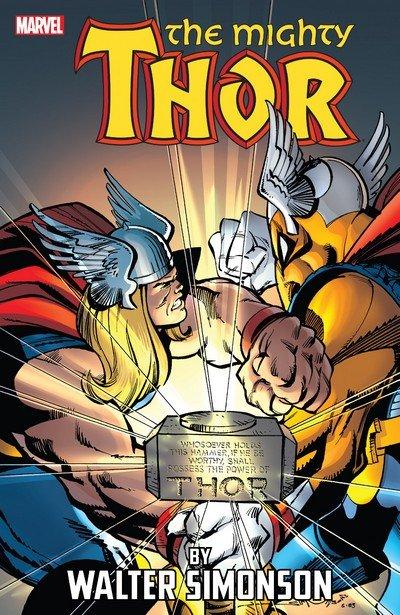 Thor by Walter Simonson Vol. 1 (TPB) (2013)