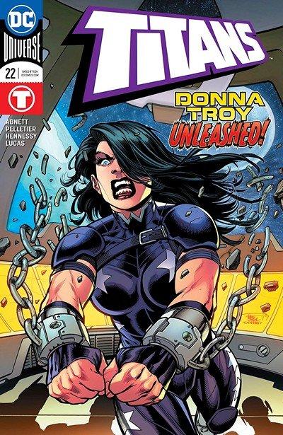 Titans #22 (2018)