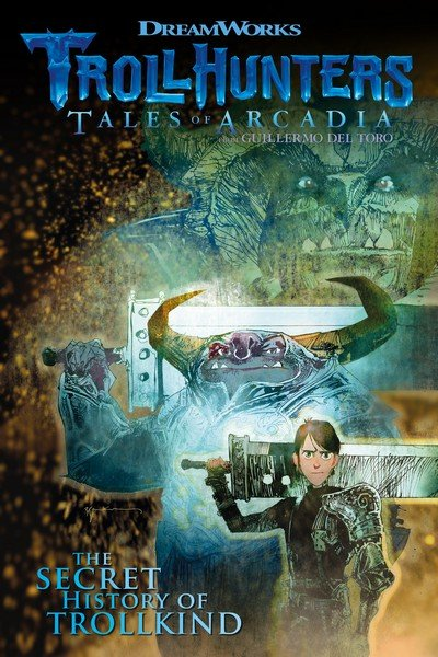 Trollhunters – Tales of Arcadia – The Secret History of Trollkind (2018)
