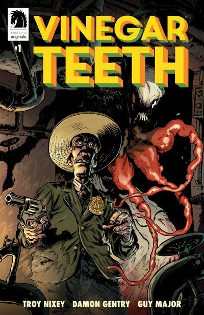 Vinegar Teeth #1 – 4 (2018)