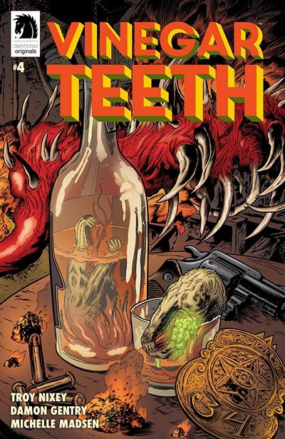 Vinegar Teeth #4 (2018)