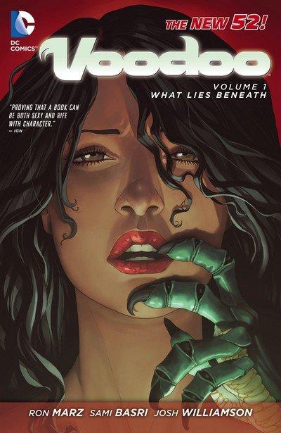 Voodoo Vol. 1 – What Lies Beneath (TPB) (2012)