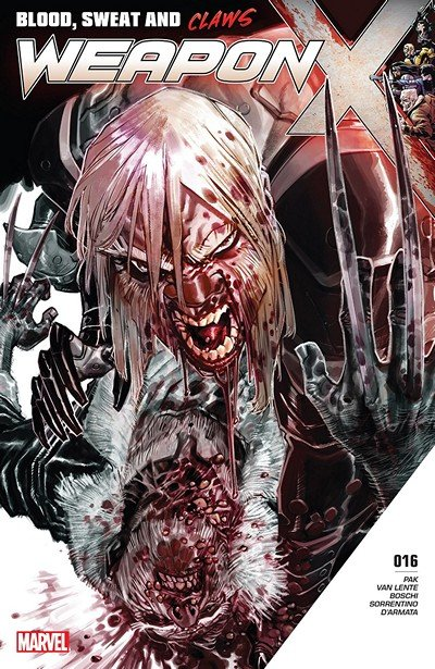 Weapon X #16 (2018)